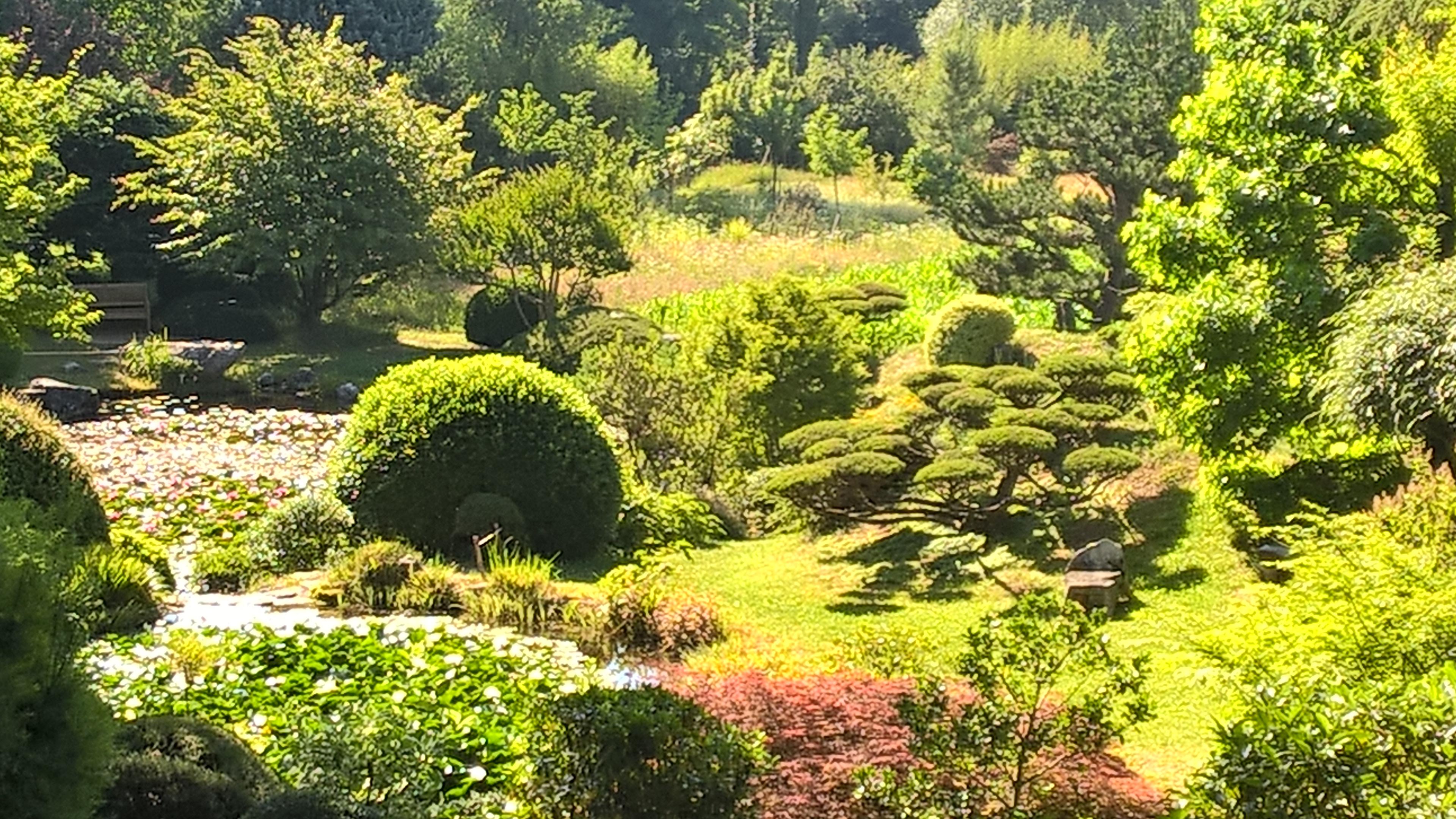 visite du jardin zen d 39 erik borja avec les bts ap 1 cfa cfppa de l 39 allier. Black Bedroom Furniture Sets. Home Design Ideas